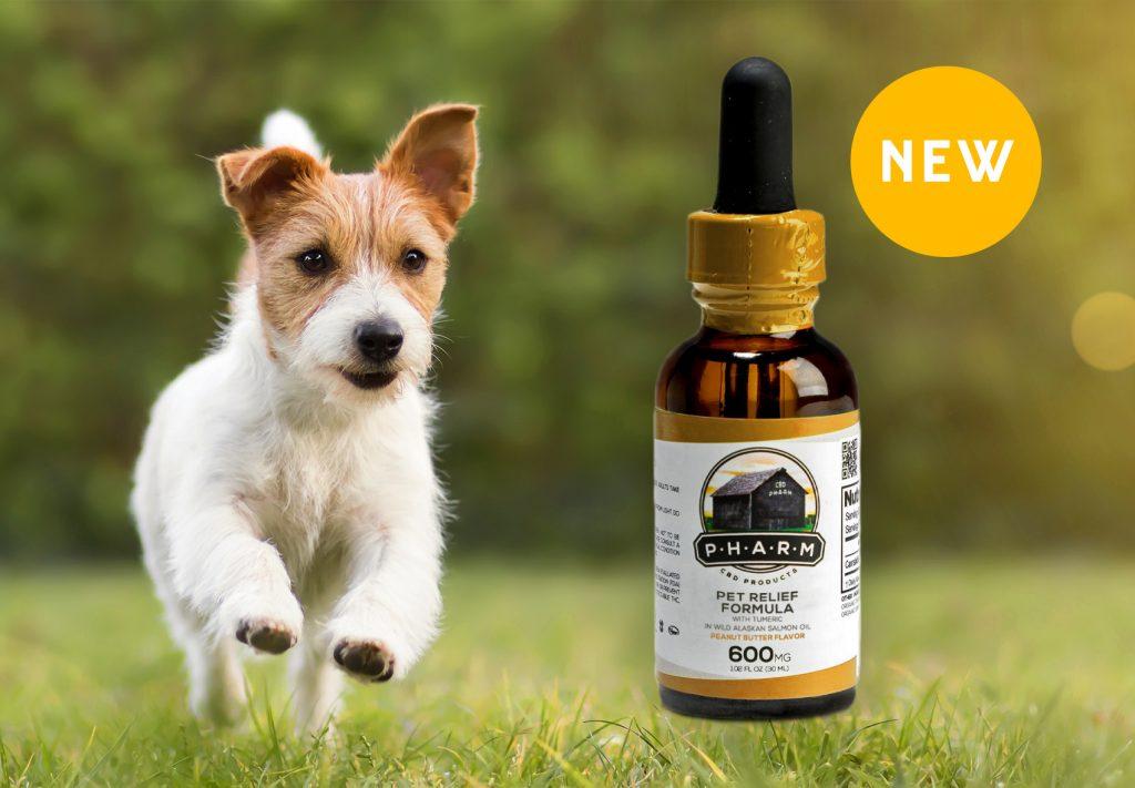 New pet relief formula